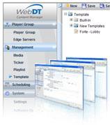 コンテンツ管理ソフト WebDT Contents Manager